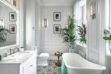 aranżacja łazienki w kamienicy