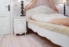 jak łączyć kolory ścian i podłogi w sypialni