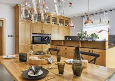 kuchnia w drewnie