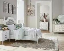 romantyczna sypialnia małżeńska