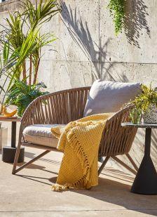 fotel na balkon na taras