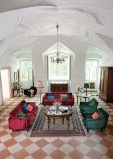 wnętrza pałacowe zdjęcia