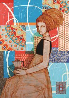 nowoczesne obrazy polscy artyści