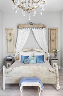 baldachim nad łóżko