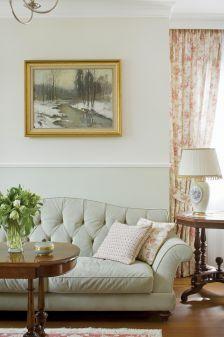 Dom w stylu angielskim jak z powieści Agathy Christie