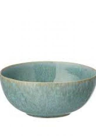 Ceramiczna miska do zupy Jazzy Aqua