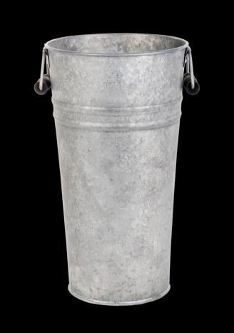 Cynkowany wazon wysokość 30 cm Esschert design