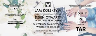 Jam Kolektyw - otwarcie nowej pracowni