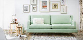 Sofa Bergen francuskiej marki Home Spirit, od 7900 zł, FRANCUSKA WERANDA