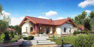 Jak stylowo i ponadczasowo urządzić dom parterowy z gotowego projektu? Zobacz wskazówki i inspiracje.