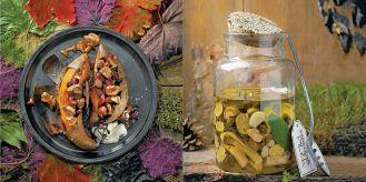 Jesienne przepisy na smaczne dania z grzybami