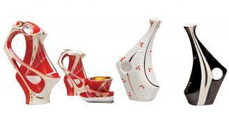 Porcelana Steatyt: luksus lat 60.