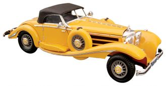 Mercedes-Benz 540K Spezial Roadster, 1936 r.