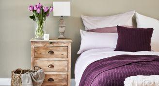 kolory ścian do sypialni