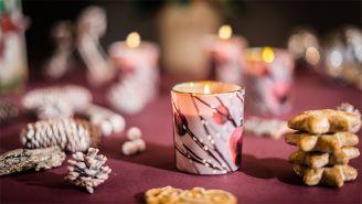 Najpiękniejsze świece na świąteczny stół:Bolsius Deco2016