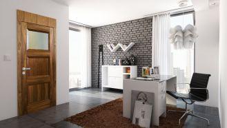 Drzwi Vertigo: otwórz się na nowy styl