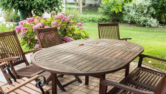 meble ogrodowe - jak wybrać najlepsze