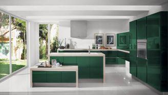 urządzamy kolorową kuchnię