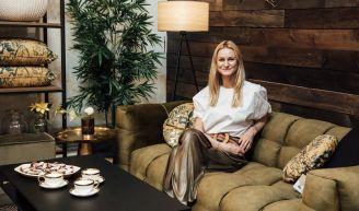 Sposób na wnętrza i… sukces: wywiad z Anną Dobrzycką z 9design