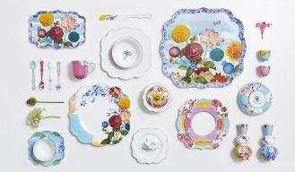Porcelana z kolekcji Royal. PIP Studio – kolorowe i niebanalne dekoracje