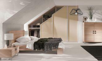 garderoba pod skosem