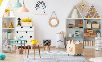 dekoracje do pokoju dziecka