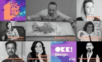 Projekt: Sztuka! 15. edycja OKK! design