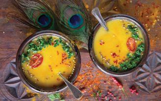 przepisy na rozgrzewające dania z kurkumą i chili
