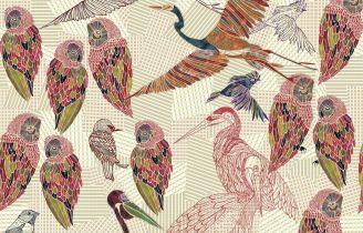 Dodatki do wnętrz inspirowane naturą: ptaki
