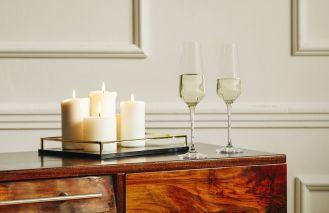 w czym pije się szampana i wina musujące