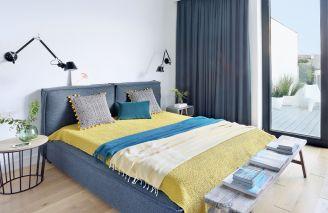 jak urządzić nowoczesną sypialnię
