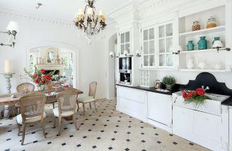 białe kuchnie