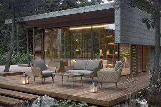 Meble ogrodowe, parasole, grille i zadaszenia – urządzamy ogród