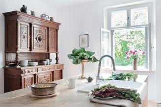 styl pałacowy kuchnia