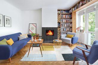 gdzie trzymać książki w małym mieszkaniu