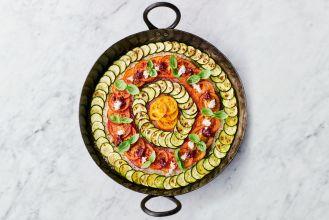 3 przepisy na dania wegetariańskie z najnowszej książki Jamiego Olivera