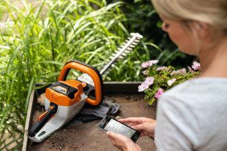 inteligentny system stihl connected