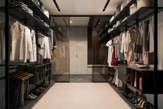 Aranżacje garderoby typu walk-in closet