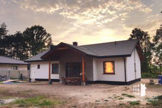 Tani dom szkieletowy z płyt OSB
