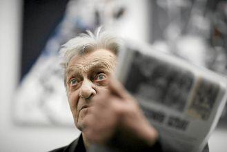 Jacek Sempoliński, 2011r. Znaki, cyfry, plamy