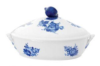 Kolekcja Blue Flower Braided. ROYAL COPENHAGEN