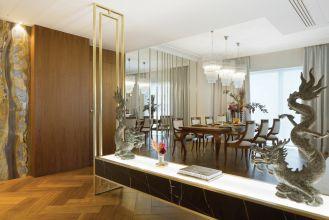 luksusowe wnętrza hol przedpokój