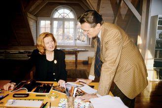 Małgorzata i Andrzej Blikle. Dom rodziny Blikle