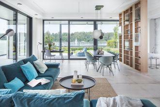 nowoczesny dom na mazurach