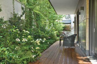 nowoczesny ogród aranżacje
