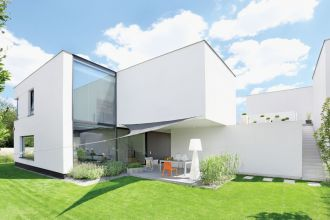dom nowoczesny architektura
