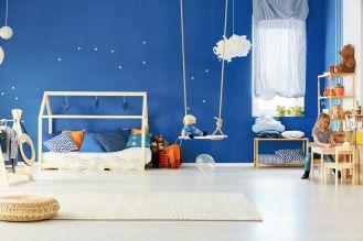 10 niesamowitych pomysłów na pokój dziecięcy