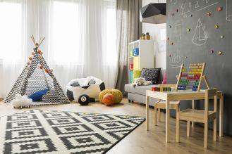 10 pomysłów na pokój dziecięcy