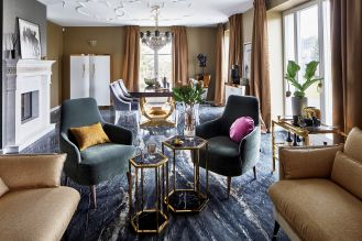 salon klasyczny inspiracje