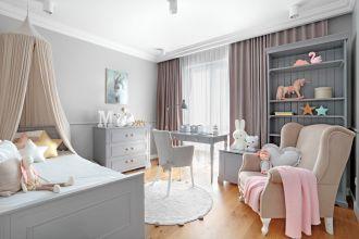 pastelowy pokój dla dziewczynki